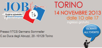 job forum torino 2013 vodafone cnh bmw masterin partner