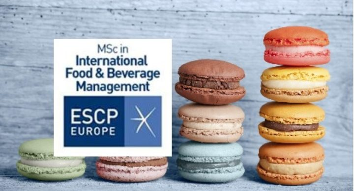 Escp Europe MASTER IN INTERNATIONAL FOOD & BEVERAGE MANAGEMENT